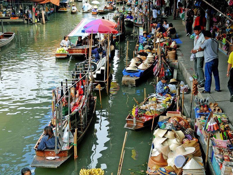 Экскурсия Другой Бангкок. Путешествие по нетуристическим местам