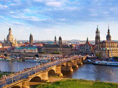 Дрезден —немецкая Флоренция