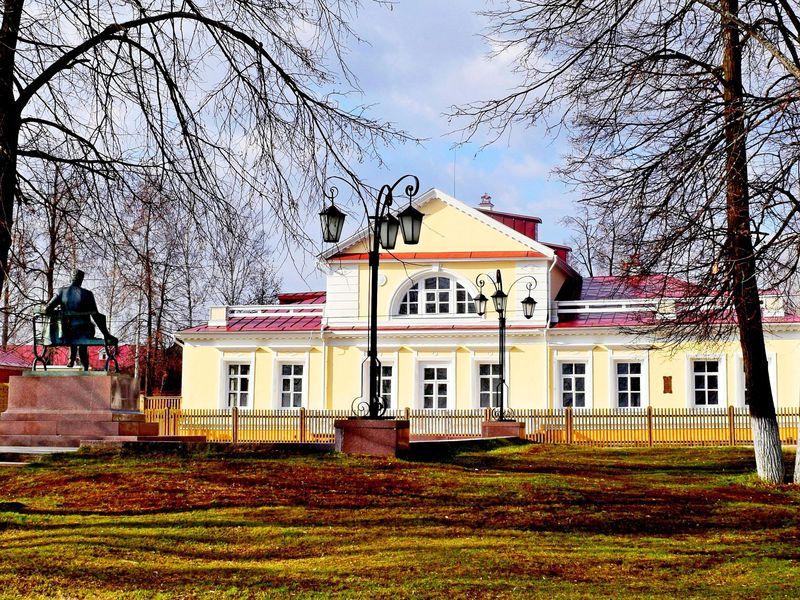 Экскурсия ИзИжевска— вВоткинск, народину Чайковского