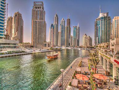Изтихой Рас-эль-Хаймы— вроскошный Дубай!