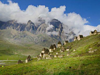 Поездка из Владикавказа — в горы Осетии!