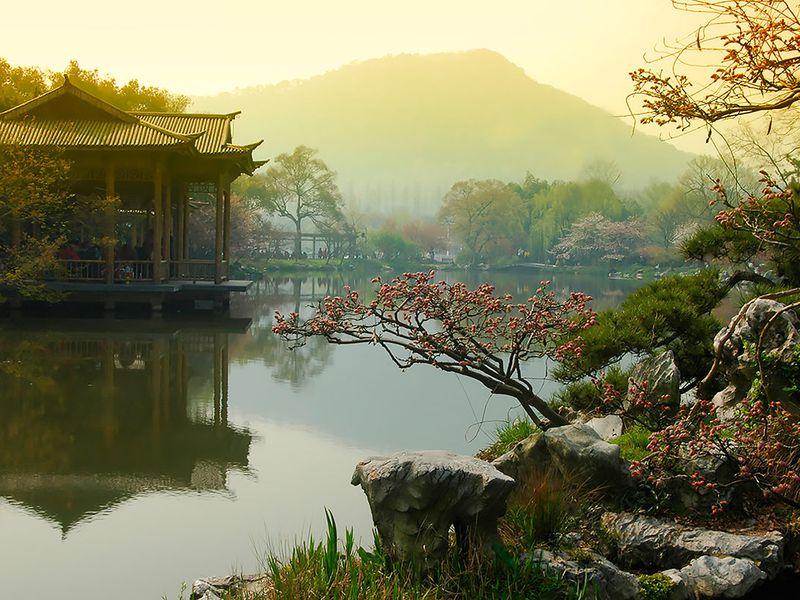 Экскурсия Из Шанхая — в удивительный Ханчжоу