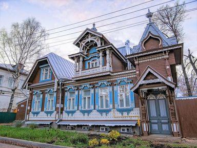 За резными фасадами Нижнего Новгорода