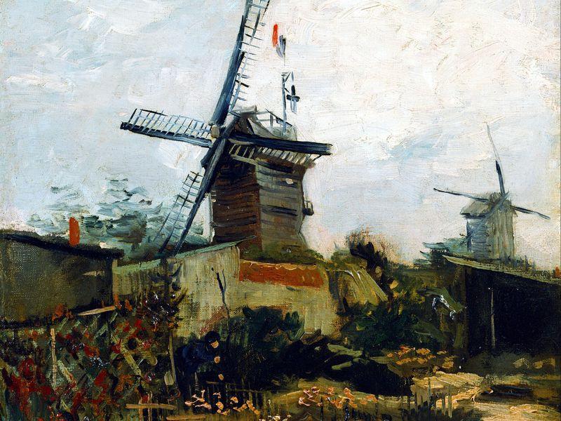 Фото Онлайн-экскурсия «Раскрыть тайны Винсента Ван Гога»