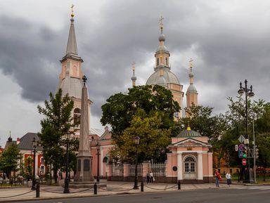 Десять святынь Петербурга