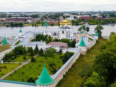 Многоликая Кострома