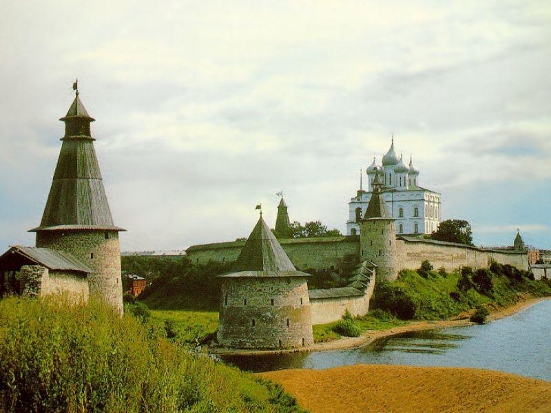 Экскурсия Первое знакомство с Псковским Кремлем