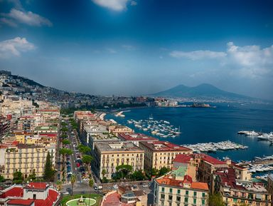 Первое знакомство с Неаполем