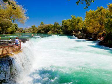 Сиде иводопад Манавгат: поездка из Кемера