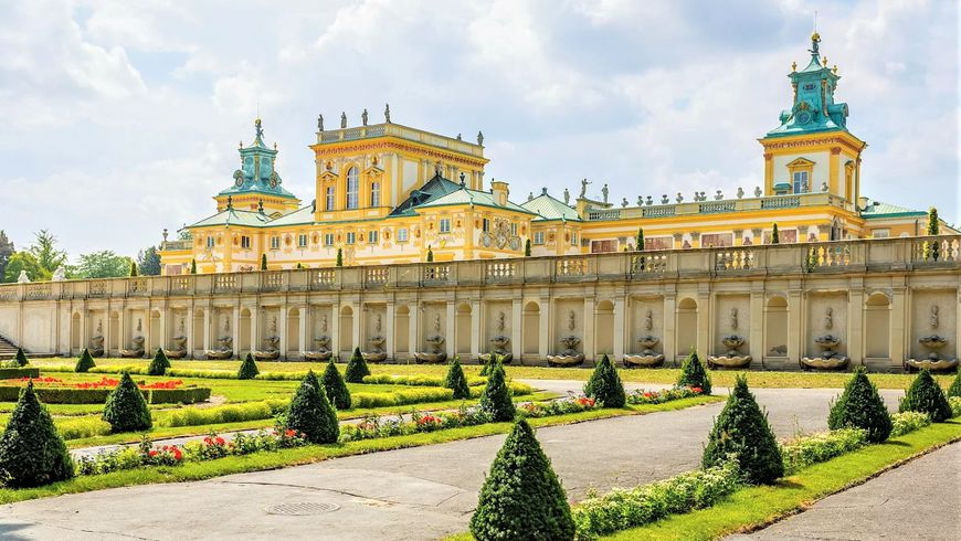 Дворцовая Варшава