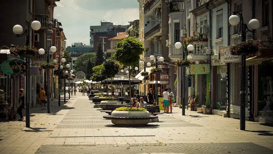 Бургас— болгарская Италия