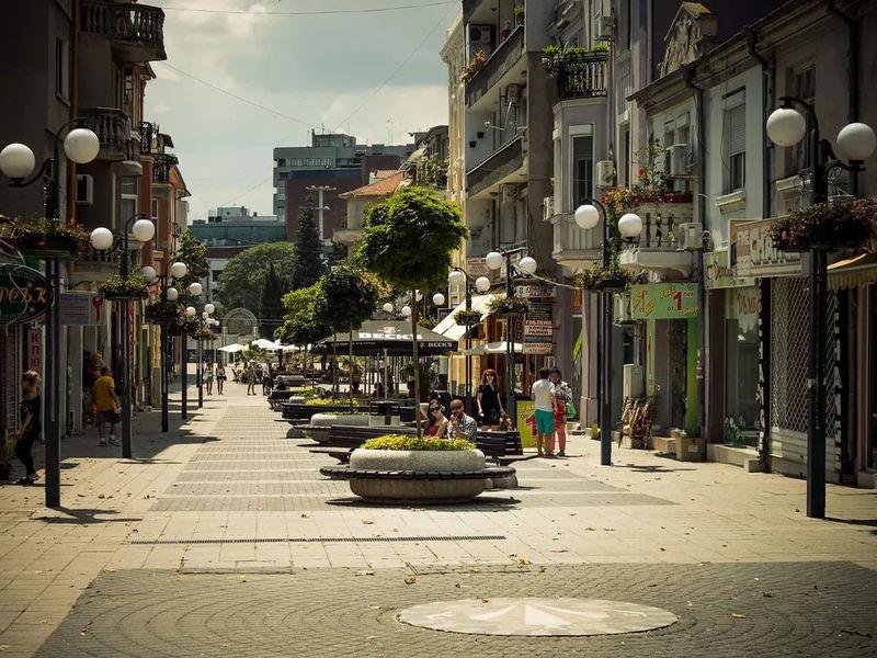 Экскурсия Бургас— болгарская Италия