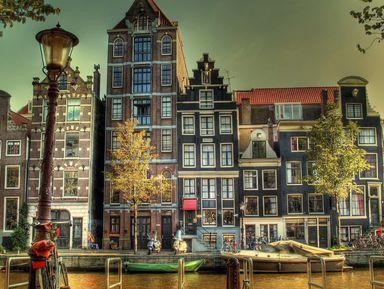 Старый Амстердам ипрогулка накораблике
