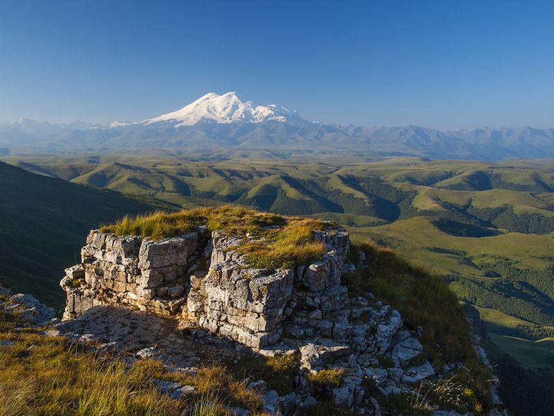 Экскурсия Джип-тур на плато Бермамыт