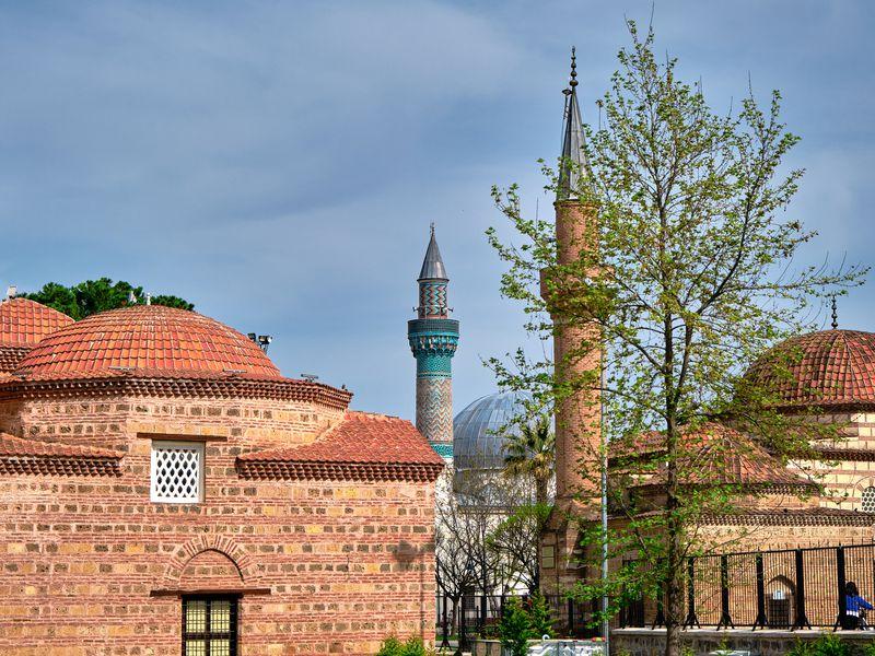 Экскурсия Бурса — первая столица Османской империи