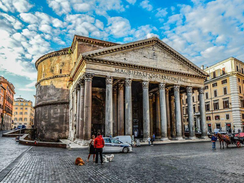 Экскурсия Рим сквозь века