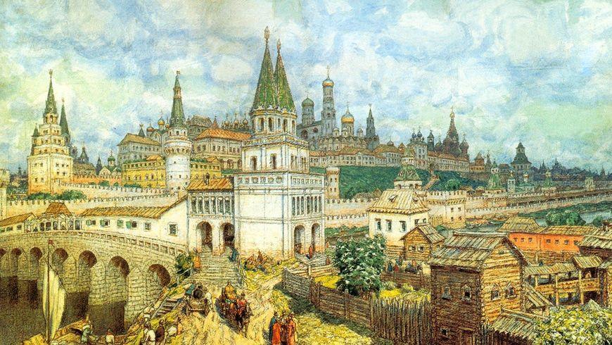 Экскурсия-квест «Тайна Кремлевской стены»