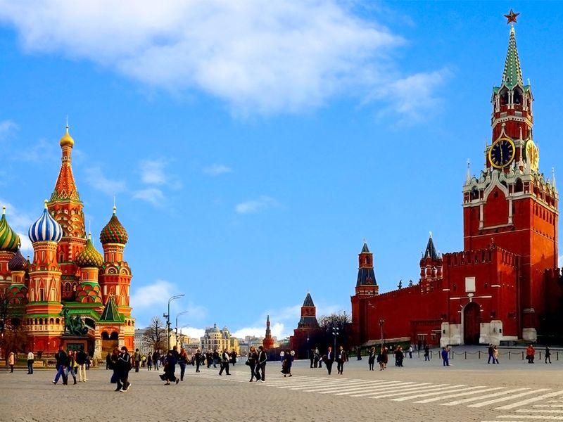Фото Устен Московского Кремля