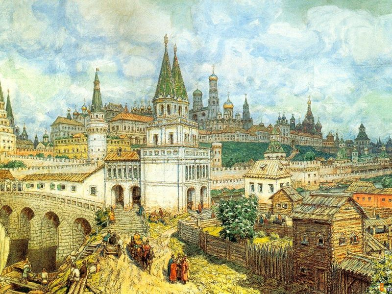 Экскурсия Экскурсия-квест «Тайна Кремлевской стены»