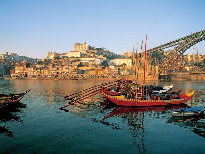 Экскурсия Порту— «северная столица» Португалии