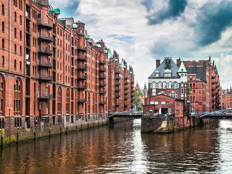 Экскурсия Мой любимый Гамбург: от центра до окраин