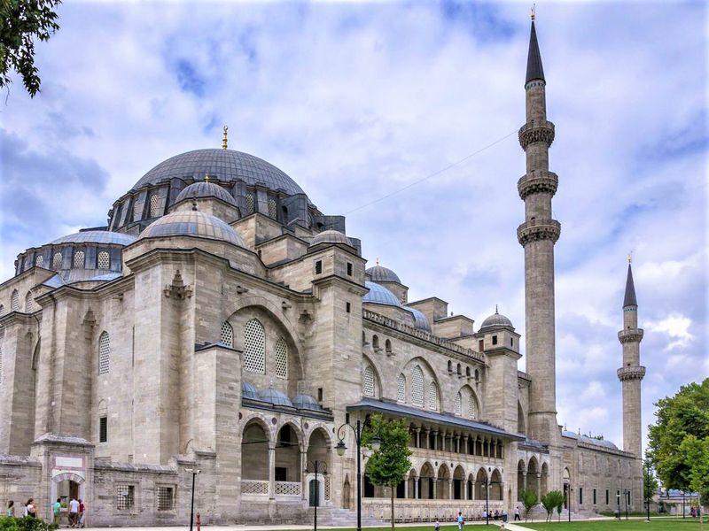 Экскурсия Первая встреча со Стамбулом