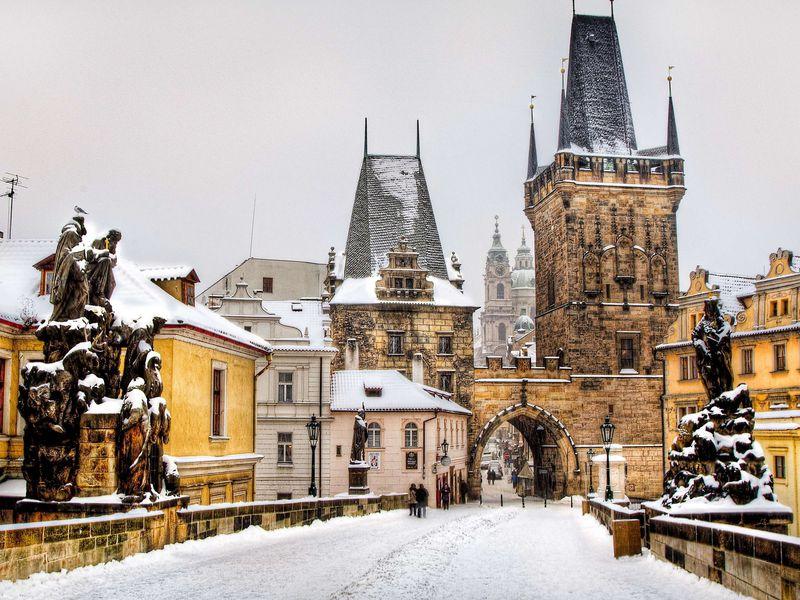 Экскурсия Прага: коротко оглавном