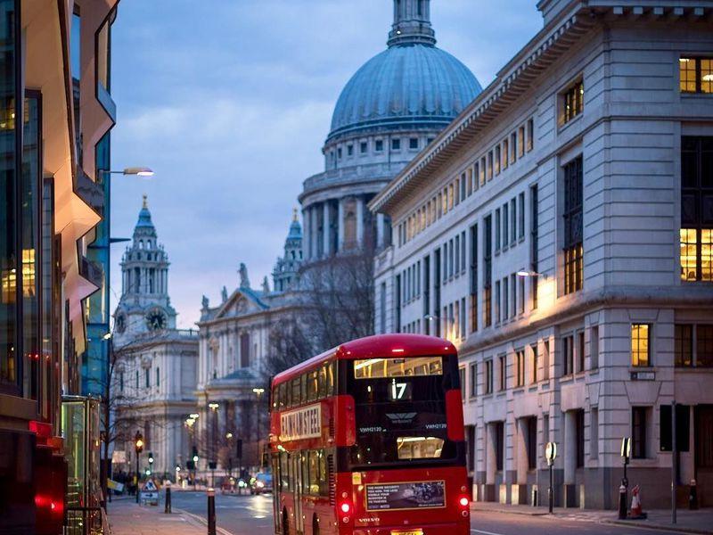 Экскурсия Обзорная прогулка «Секреты старого Лондона»
