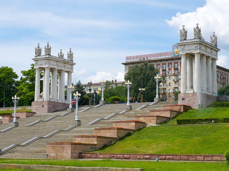 Экскурсия Волгоград сквозь века