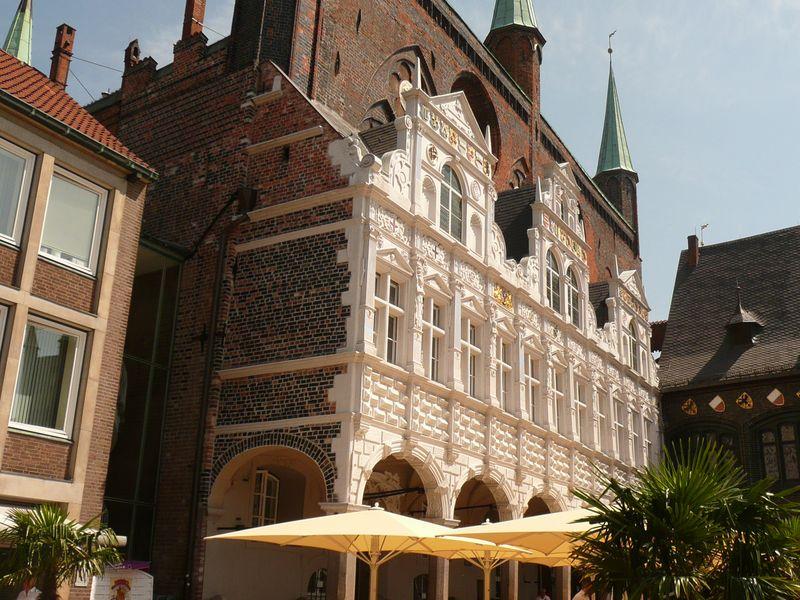 Экскурсия Любек — путешествие в средневековье