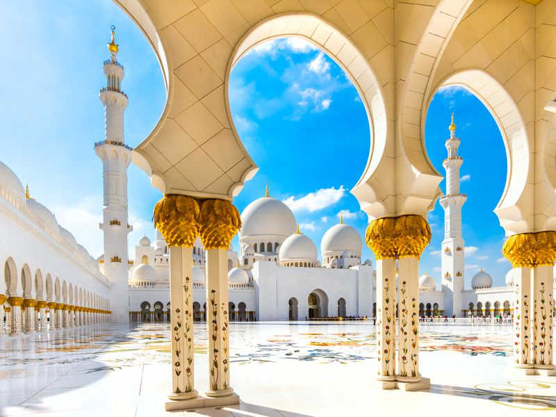 Экскурсия Абу-Даби — город мечты