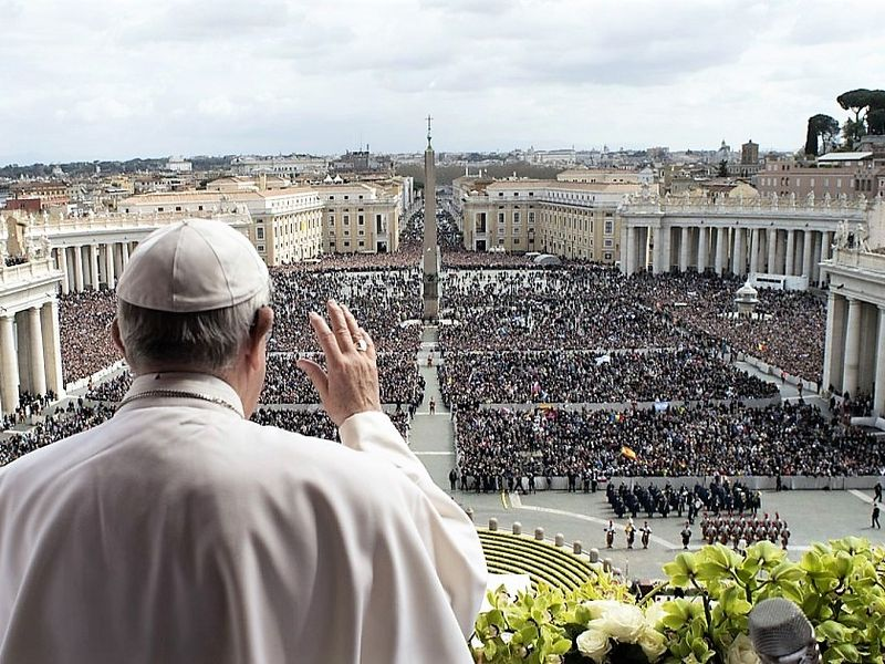 Экскурсия Ватикан как увлекательный роман