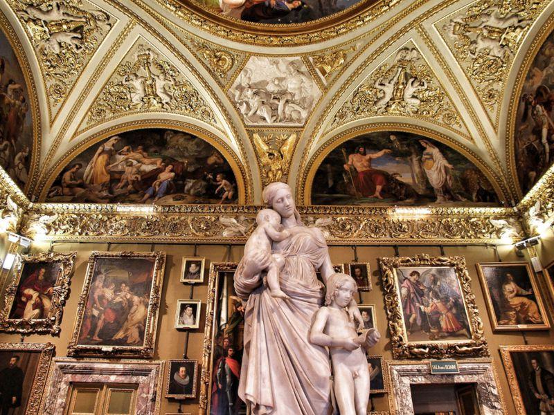 Экскурсия Роскошь и искусство дворца Питти