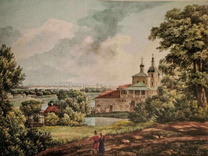 Экскурсия Воробьевы горы— знаменитые холмы Москвы