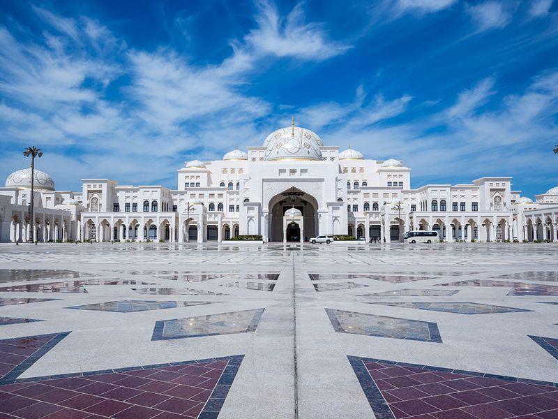 Экскурсия В Абу-Даби с комфортом!