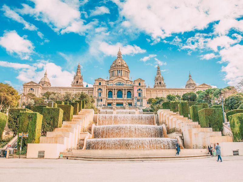 Экскурсия Барселона отготики дофешенебельных площадей