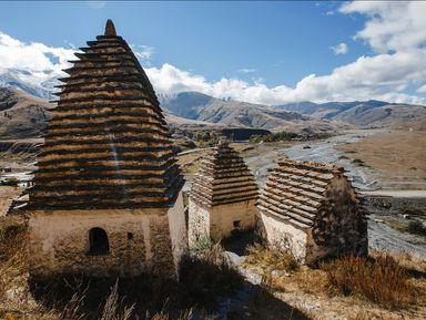 На внедорожнике в загадочную Северную Осетию!