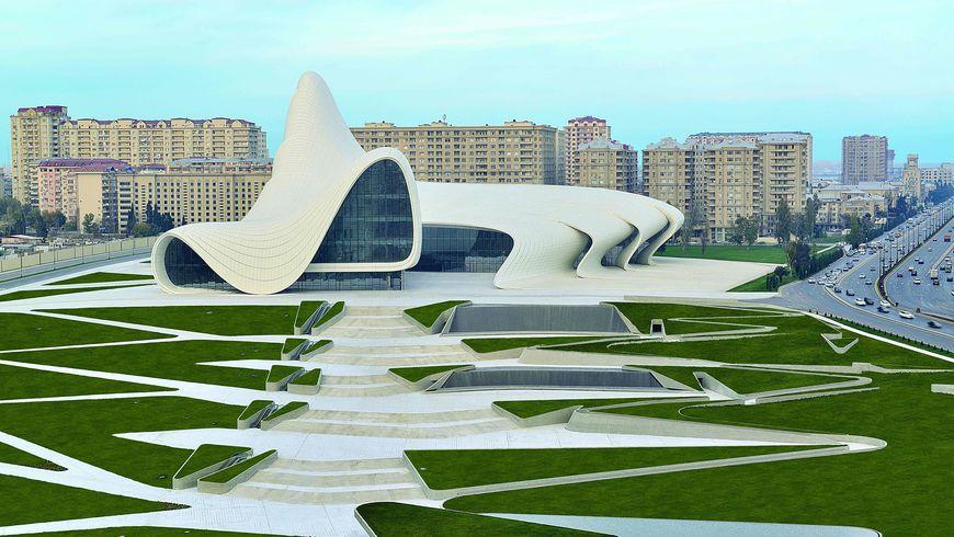 В первый раз в Баку