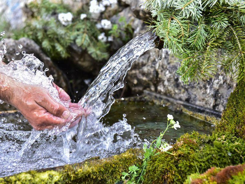 Экскурсия Путешествие кродникам сцелебной водой