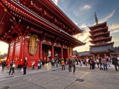 Древний Эдо и футуристический Токио