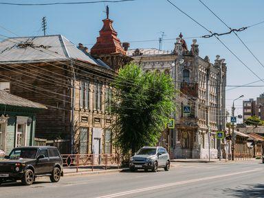Другая Самара: окраины старого города