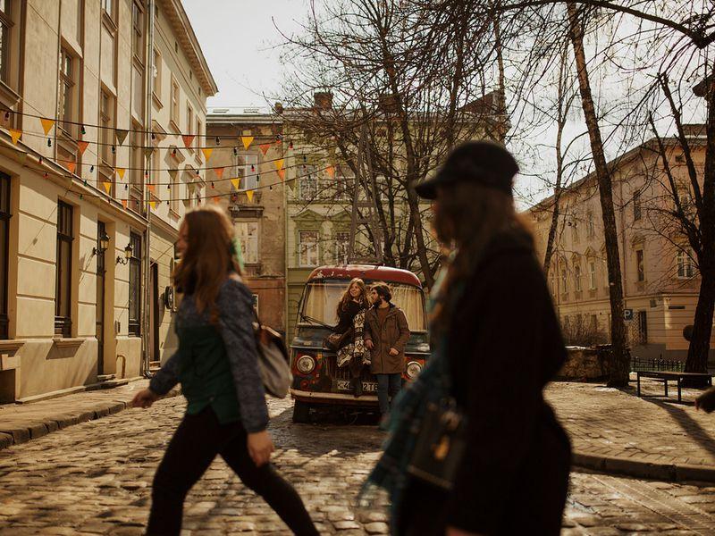 Экскурсия Впоисках скрытого: другой Петербург