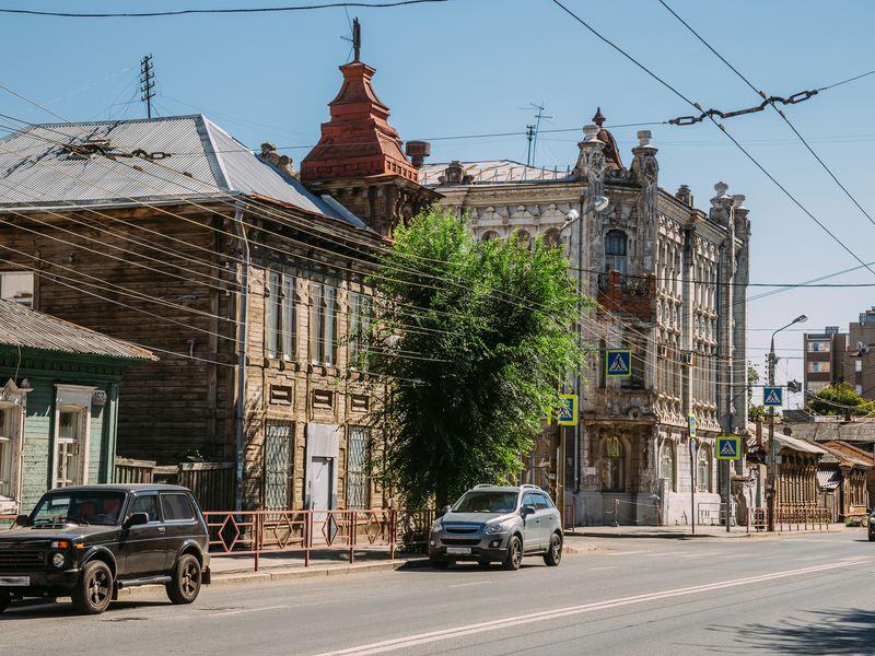 Экскурсия Другая Самара: окраины старого города