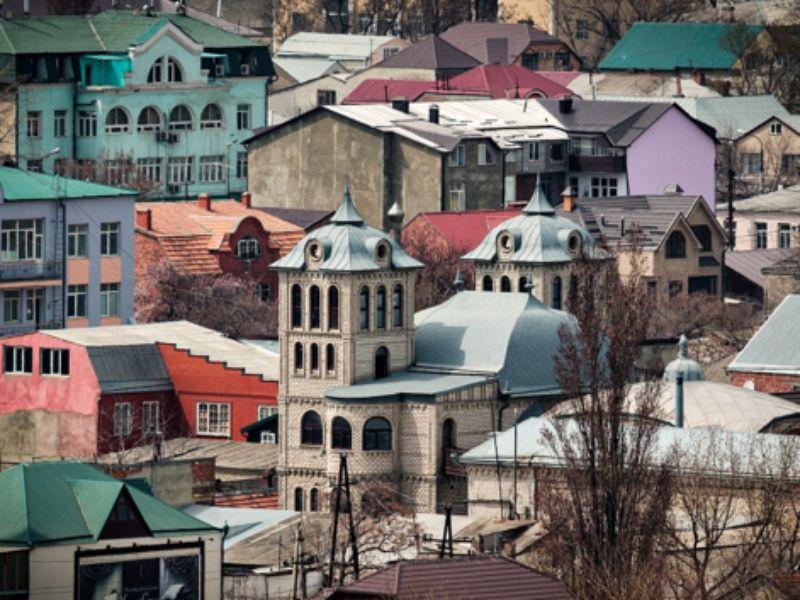 Экскурсия История Махачкалы и Дагестана