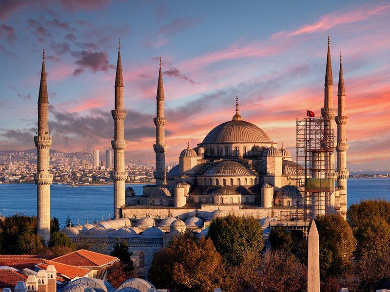 Экскурсия Стамбул для новичков