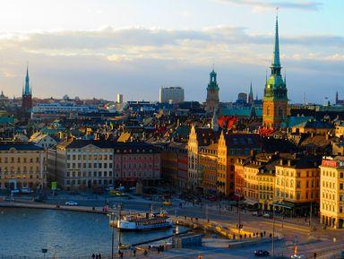Стокгольм: истории, тайны и загадки Старого Города