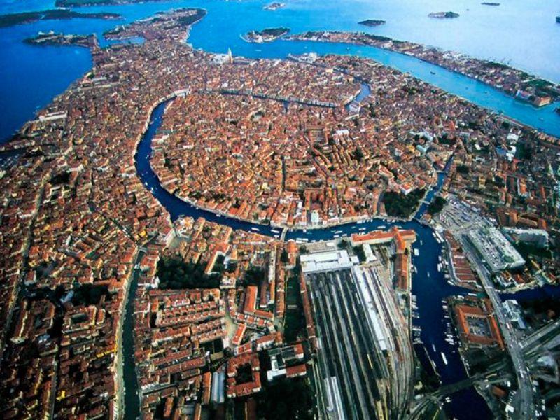 Экскурсия Обзорная Венеция: от В до Я