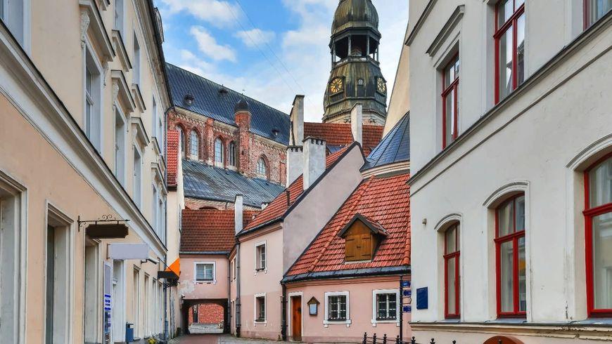 Легенды средневековой Риги