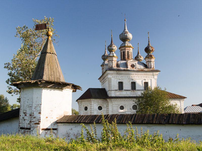 Экскурсия Юрьев-Польский— белокаменный шедевр Золотого кольца