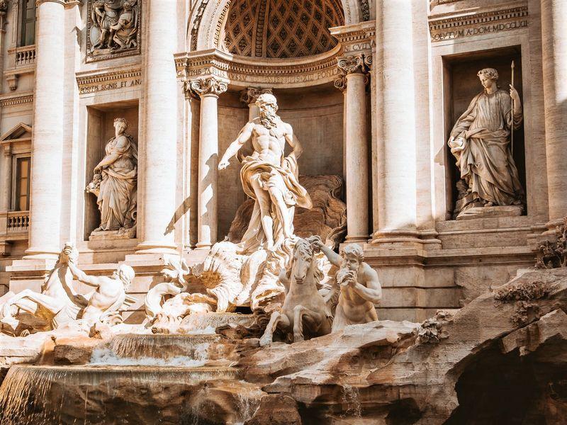 Экскурсия О, Рим, ты целый мир!